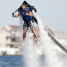 Exhilarating water jet pack in Hawaii