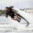 Thrilling water jet pack Hawaii